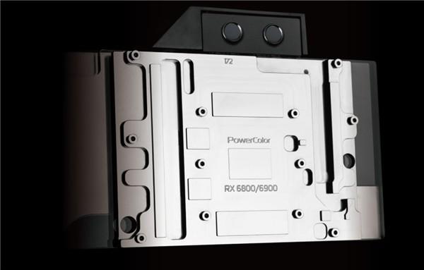 AMD水冷版RX 6900 XT显卡