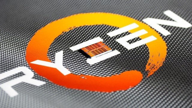 AMD锐龙处理器
