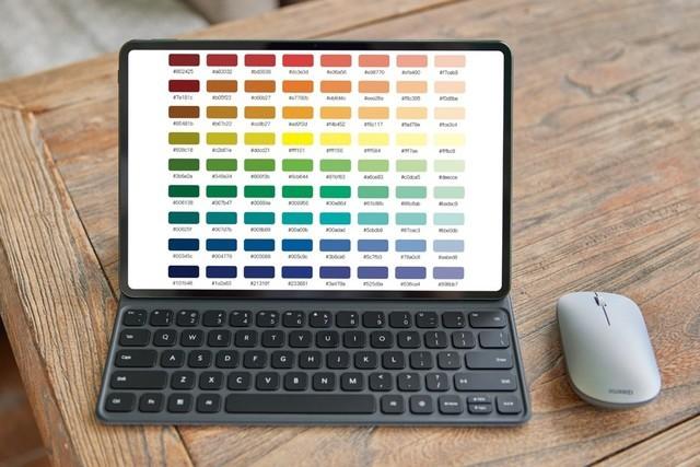 华为发布全新MatePad Pro 搭载麒麟9000系列芯片