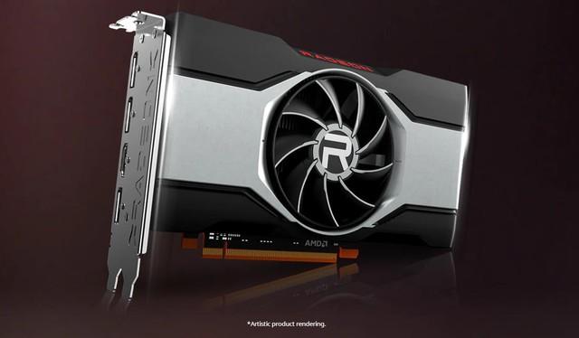 AMD RX 6600 XT显卡